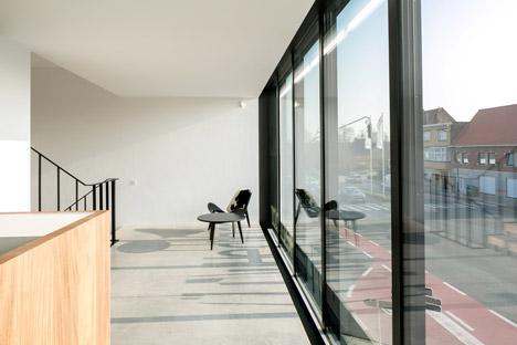 Hectaar office in Roeselaar by CAAN Architecten