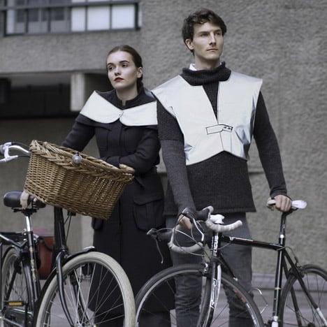 Hi-vis cyclewear by Henrichs