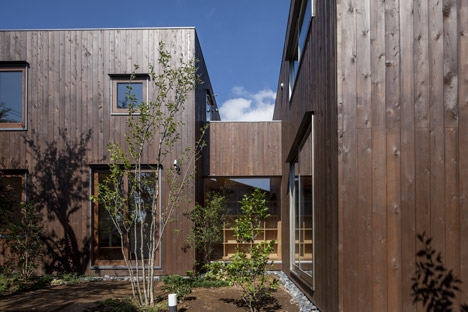 House in Komae by Architecture Cafe