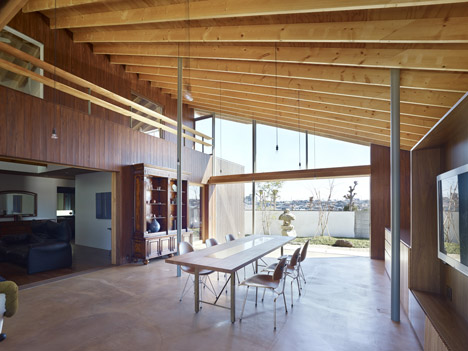 House in Chiba by Suppose Design Office