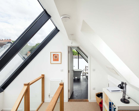 House in Oxford by Waind Gohil Architects