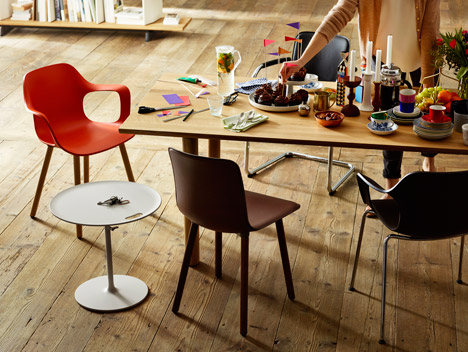 Jasper Morrison furniture for Vitra