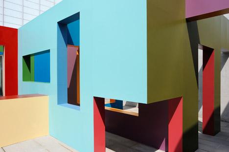 Krijn de Koning at Turner Contemporary