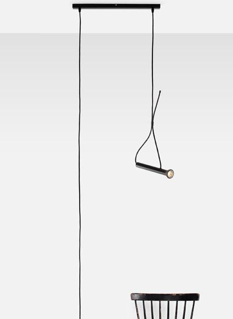 LASSO designed by Quentin de Coster for Cinna