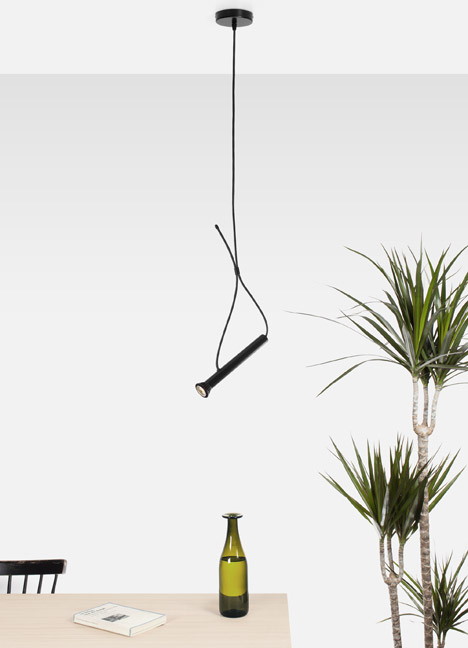 LASSO designed by Quentin de Coster for Cinna