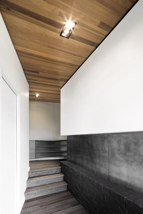 L'Écran House by Alain Carle Architecte