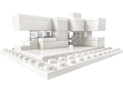 Kit Lego Architecture Studio