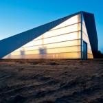 CEBRA's Løgstør sports hall is built like Meccano