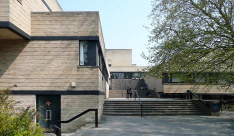 Harvey Court by Sir Leslie Martin