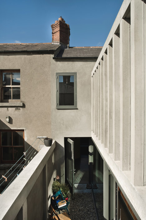 Martin Street Renovation by Donal Colfer Architects