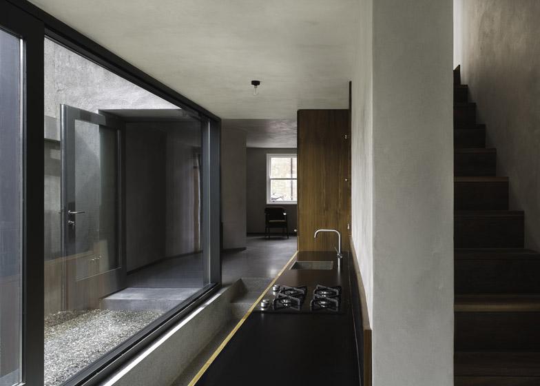 Martin Street Renovation by Donal Colfer Architects