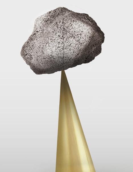 Metallic Geology by Studio Swine