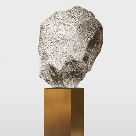 Metallic Geology by Studio Swine
