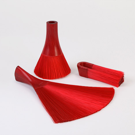 Monobloc brushes by Andrey and Shay