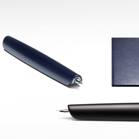 Nautilus pen by Marc Newson for Hermes