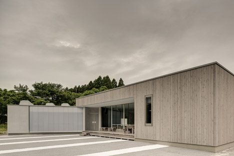 Orandajima House by Vander Architects