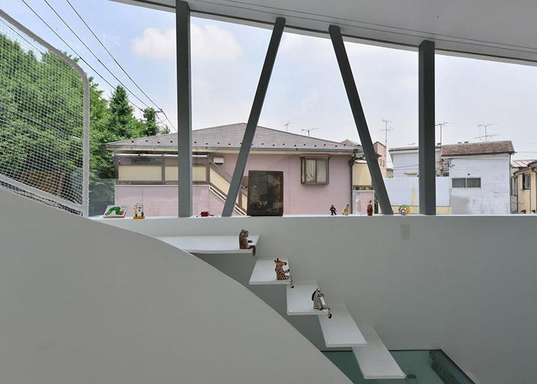 Orange house by Norisada Maeda