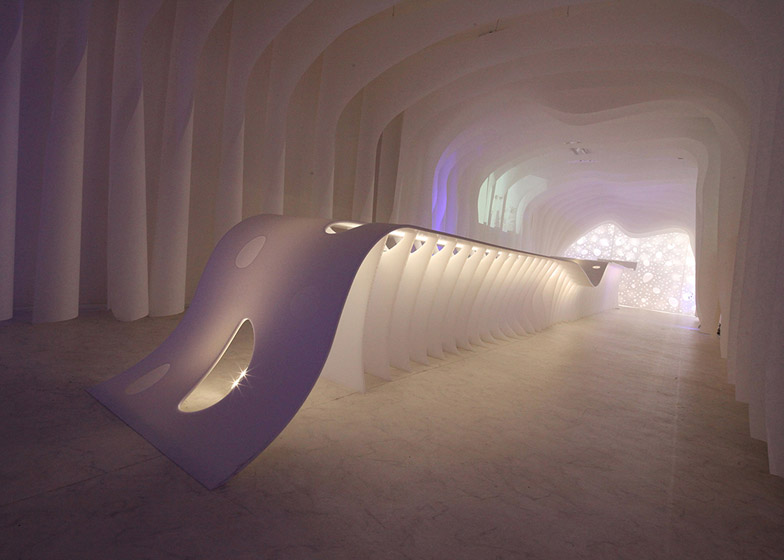 Paper Cave by Kotaro Horiuchi Architecture