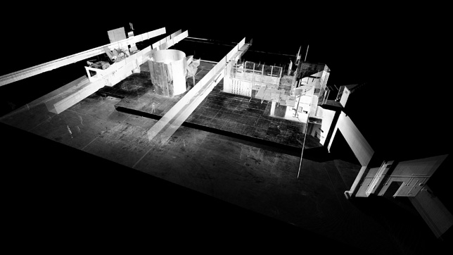 3D scan of designjunction