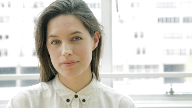 Pernilla Ohrstedt portrait
