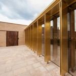Maber Architects designs visitor centre for grave of Richard III