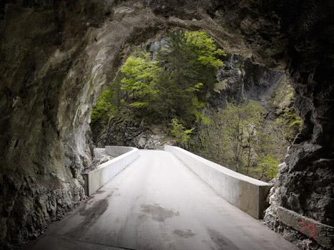 Schaufelschlucht Bridge