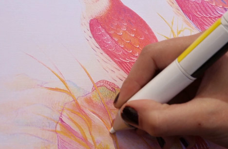 Scribbles Colour Matching Pen Writes In Millions Of Tones