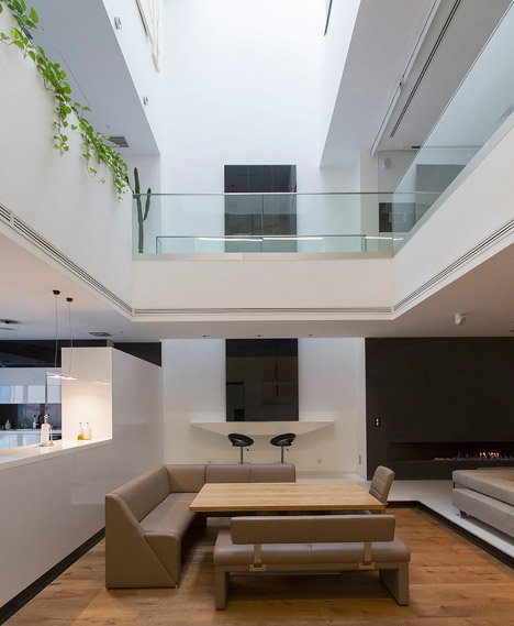 Sharif-ha House by Nextoffice