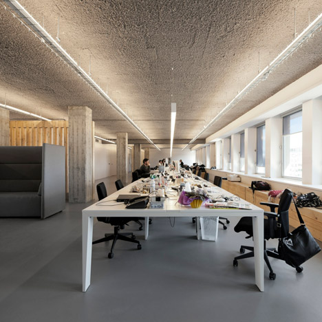 TBWA/LISBOA offices by ColectivArquitectura