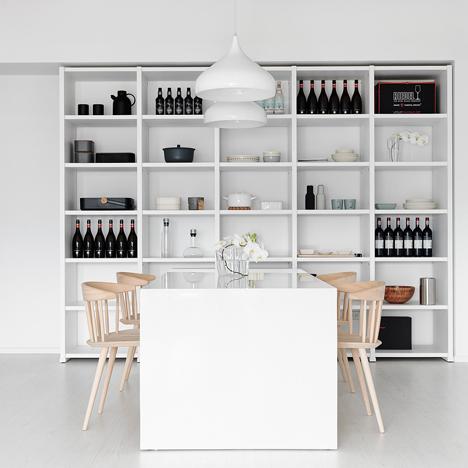 Tai & Architectural Design keeps it simple for Taipei apartment interior