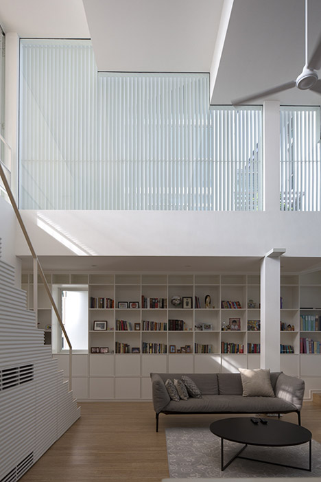 Terrace House by Alan Tay