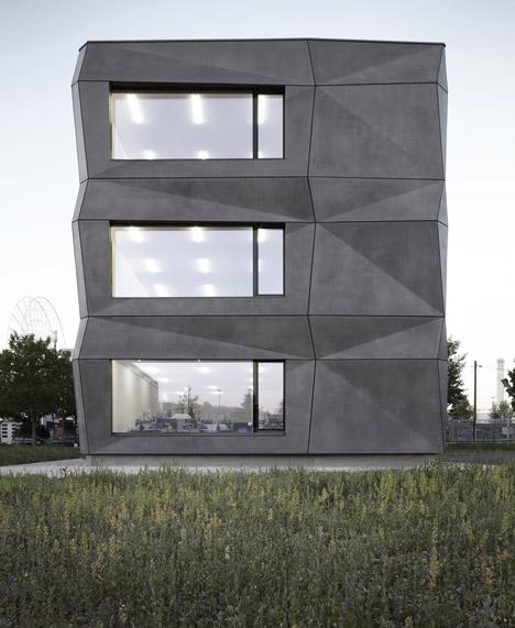 Textilmacher Project by tillicharchitektur