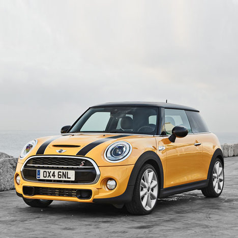 The new MINI Hatch