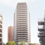 David Chipperfield and Karakusevic Carson granted permission for Hackney towers