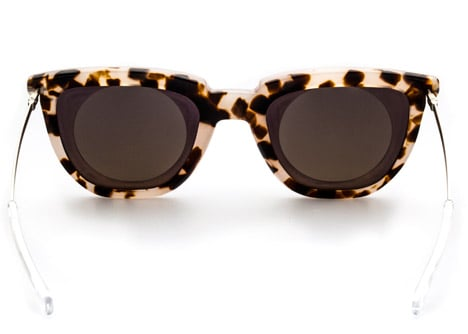 Two Way reversible sunglasses by Haik and Kaibosh