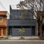 Hitzig Militello Arquitectos combines two homes in one building in Buenos Aires