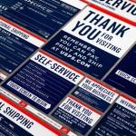 "GrandArmy rebrands United States Postal Service with ""Americana"" graphics"