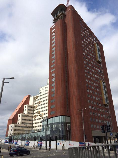 Unite Stratford City by BDP