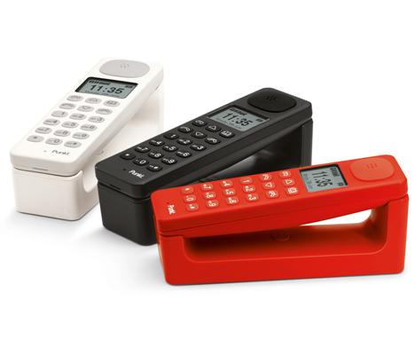 Punkt. DP 01 cordless phone