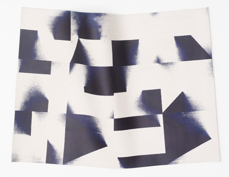 Visual Interferences by Pieteke Korte