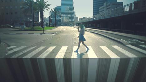 Was It You music video by Adi Ulmansky by Gal Muggia