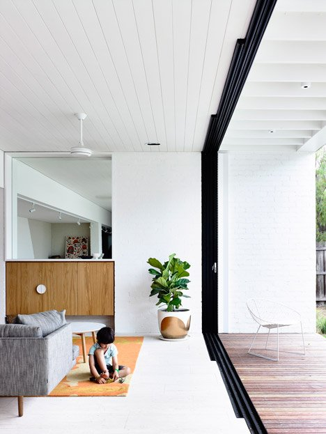 Westgarth House by Kennedy Nolan Architects