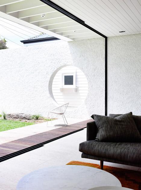 Westgarth House by Kennedy Nolan Architects