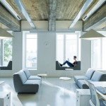 Inblum Architects designs Wix offices in Vilnius with glazed meeting rooms