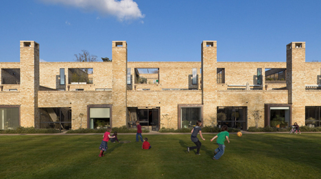 Accordia by Feilden Clegg Bradley and Alison Brooks