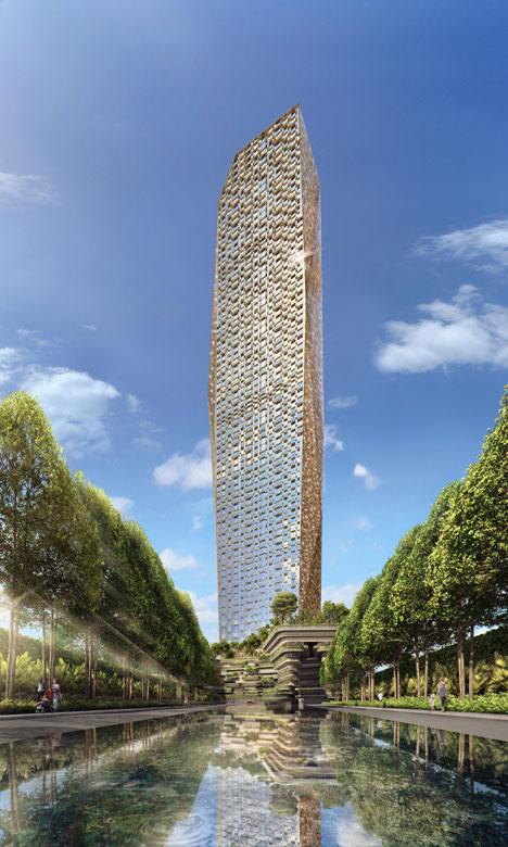 story trump tower mumbai donald private