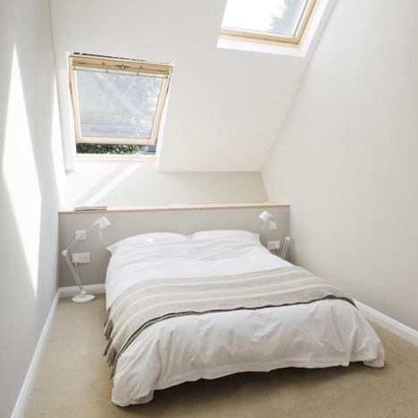 Slim House extension, London, by Alma-nac