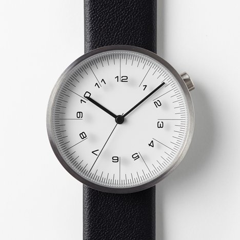 Nendo's Draftsmen 01 series available to pre-order at Dezeen Watch Store