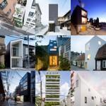 New Pinterest board: skinny houses