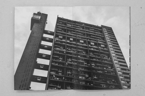 This image: Trellick Tower, London, by Erno Goldfinger – top image: The Barbican Estate, London, by Chamberlin, Powell and Bon